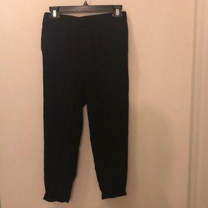 Madewell XXS black pant